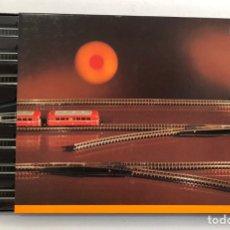 Trenes Escala: MARKLIN LOTE DE VÍAS SET-E, REFERENCIA 8190 ESCALA N. Lote 169008204