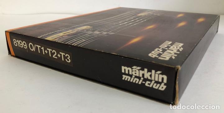 Trenes Escala: MARKLIN LOTE CATENARIA T1+T2+T3, REFERENCIA 8199 ESCALA Z - Foto 3 - 169008920