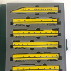 Trenes Escala: KATO 10-897 TYPE 923-3000 'DOCTOR YELLOW', ESCALA N. Lote 169076932