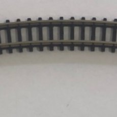 Trenes Escala: MARKLIN VÍA CURVA RADIO 195MM-45º, 11 DISPONIBLES, REFERENCIA 8520 ESCALA Z. Lote 178067658