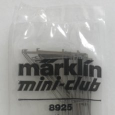 Trenes Escala: MARKLIN 10 X TRAMO CATENARIA UNIÓN TRANSVERSAL 72MM. 2 DISPONIBLES, REFERENCIA 8925 ESCALA Z. Lote 169220084