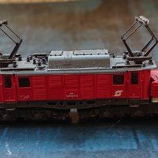 Trenes Escala: LOCOMOTORA MARKLIN ESCALA Z, LA COCODRILO, ORIGINAL Y BUEN ESTADO. Lote 178234093