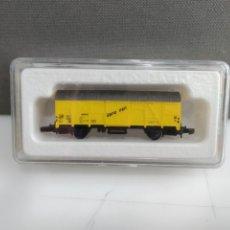 Trenes Escala: ANTIGUO VAGON MARKLIN ESCALA Z 8606. Lote 181761952