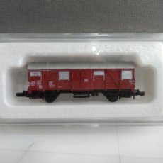 Trenes Escala: ANTIGUO VAGON MARKLIN ESCALA Z 8605. Lote 181764192