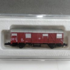 Trenes Escala: ANTIGUO VAGON MARKLIN ESCALA Z 8605. Lote 181764800