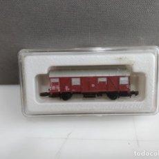 Trenes Escala: ANTIGUO VAGON MARKLIN ESCALA Z 8612. Lote 181765465