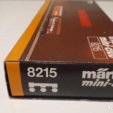 Trenes Escala: MARKLIN MINI-CLUB 8215 - SET DE DOS VAGONES DE MERCANCÍAS VIE MANN/ MIELE, ESCALA Z. Lote 186442842
