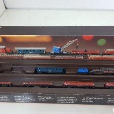 Trenes Escala: CONJUNTO MARKLIN MINICLUB 8103 SIN LOCOMOTORA ESCALA Z. Lote 189747391