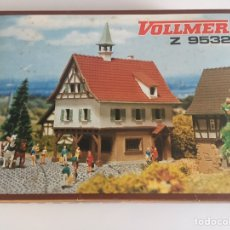 Trenes Escala: VOLLMER Z 9532-KIT CONSTRUCCIÓN MAQUETAS. Lote 192275863