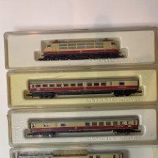 Trenes Escala: MARKLIN Z. Lote 193864097