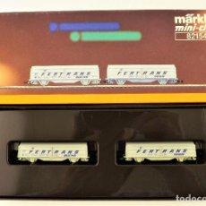 Trenes Escala: MARKLIN Z MINI CLUB 82154 SET VAGONES FERTRANS. Lote 195181320