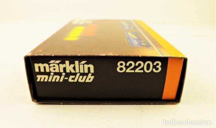 Trenes Escala: Marklin Z mini club 82203 Conjunto de 2 vagones cisterna - Foto 3 - 195234311