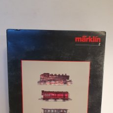 Trenes Escala: MARKLIN MINI CLUB 8115 TREN VAPOR SERIE LIMITADA STARLIGHT EXPRESS. ESCALA Z. NUEVO. Lote 196979795