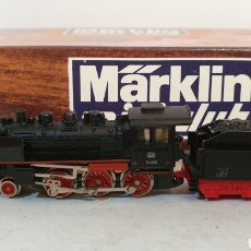 Trenes Escala: MARKLIN MINI CLUB 8803 LOCOMOTORA VAPOR DB BR 24. ESCALA Z. NUEVA. Lote 197060156