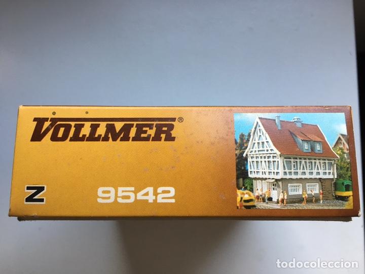Trenes Escala: VOLLMER Z 9542-KIT CONSTRUCCIÓN MAQUETAS - Foto 2 - 197951233
