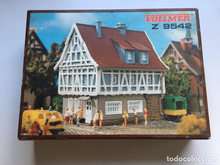 VOLLMER Z 9542-KIT CONSTRUCCIÓN MAQUETAS (Juguetes - Trenes a Escala Z)