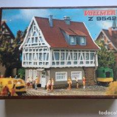 Trenes Escala: VOLLMER Z 9542-KIT CONSTRUCCIÓN MAQUETAS. Lote 197951233