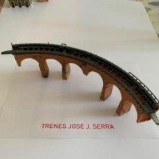 Trenes Escala: PUENTE. Z. MONTADO. Lote 198018697