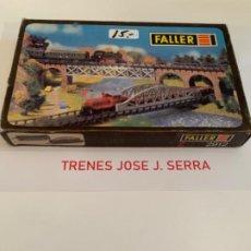Trenes Escala: FALLER. Z. DOS PUENTES 2912. Lote 198041196