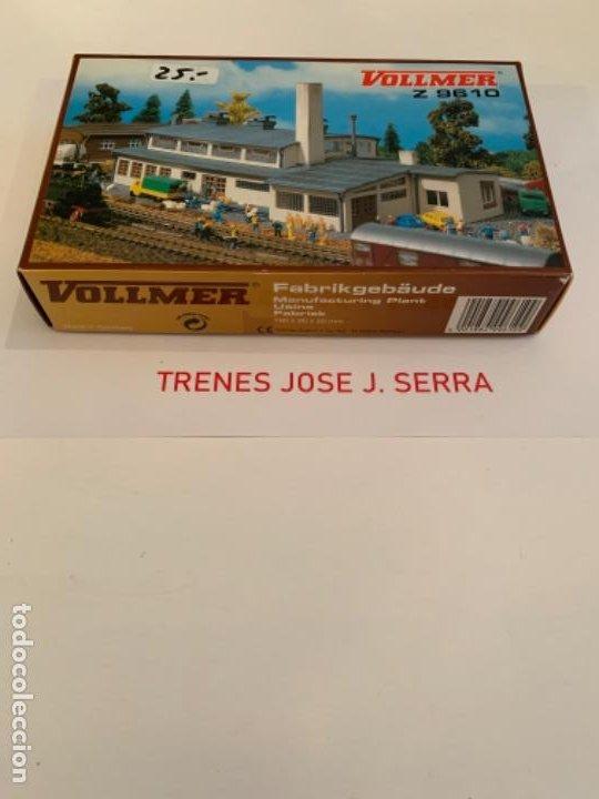 VOLLMER. Z. 9610 CONSTRUCCION NUEVA (Juguetes - Trenes a Escala Z)