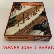 Trenes Escala: VOLLMER. Z. 9525 ANDEN CON ACCESORIOS NUEVO. Lote 198043706