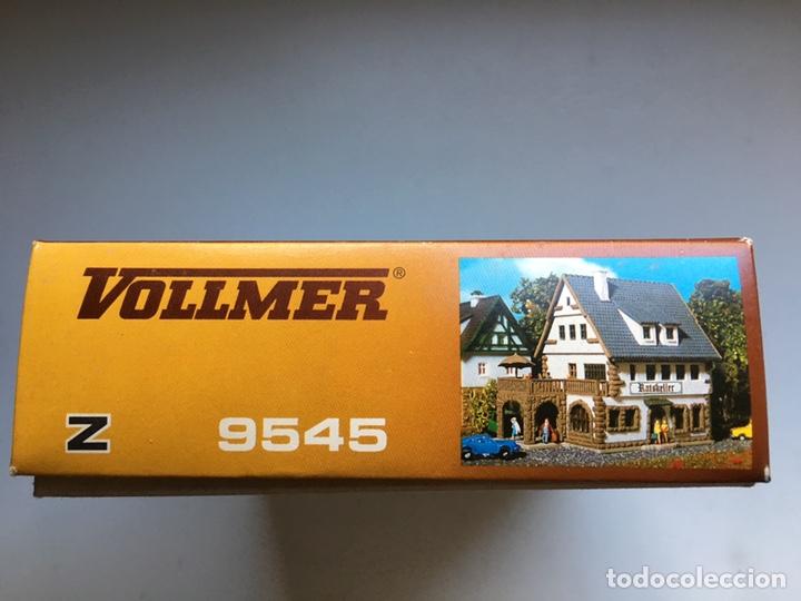 Trenes Escala: VOLLMER Z 9545-KIT CONSTRUCCIÓN MAQUETAS - Foto 2 - 198349001