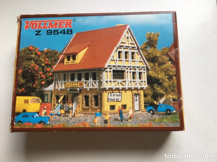 VOLLMER Z9548-KIT CONSTRUCCIÓN MAQUETAS (Juguetes - Trenes a Escala Z)