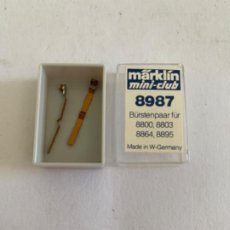 Comboios Escala: MARKLIN MINI-CLUB REF 8987 ESCOBILLAS. Lote 199284557
