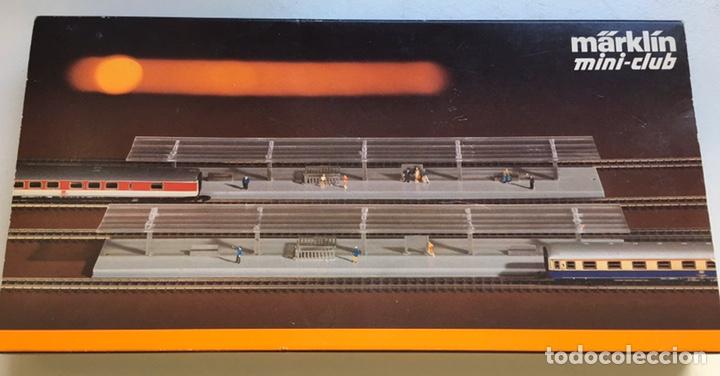 MARKLIN MINI CLUB Z 8961-ANDEN (Juguetes - Trenes a Escala Z)