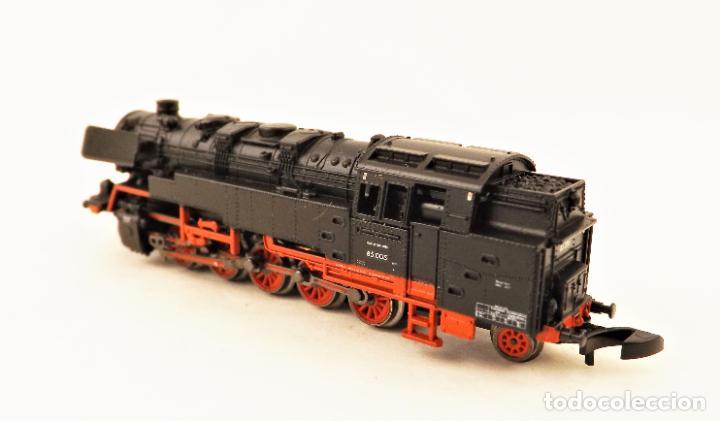 Trenes Escala: Marklin 88886 Z Mini Club Locomotora vapor BR 85 - Foto 3 - 200274383