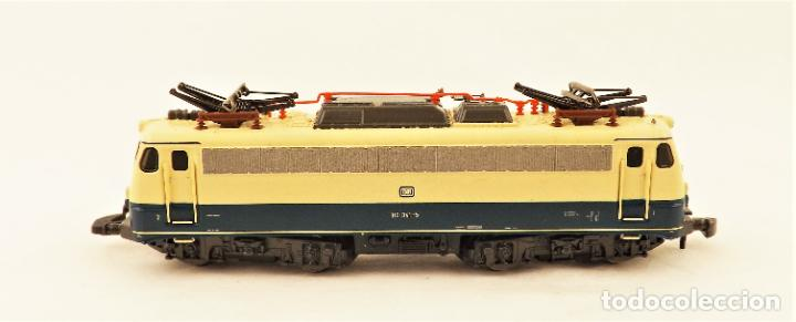 Trenes Escala: Marklin 88410 Z Mini Club Locomotora eléctrica BR 110 - Foto 2 - 200274686