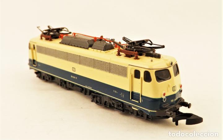 Trenes Escala: Marklin 88410 Z Mini Club Locomotora eléctrica BR 110 - Foto 3 - 200274686