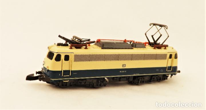 MARKLIN 88410 Z MINI CLUB LOCOMOTORA ELÉCTRICA BR 110 (Juguetes - Trenes a Escala Z)