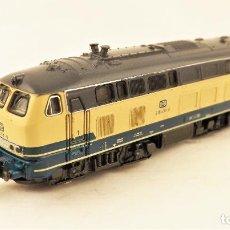 Trenes Escala: MARKLIN 8878 Z MINI CLUB LOCOMOTORA DIESEL BR 218. Lote 200275461