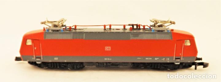 Trenes Escala: Marklin 88536 Z Mini Club Locomotora Eléctrica BR 120 - Foto 2 - 200275701