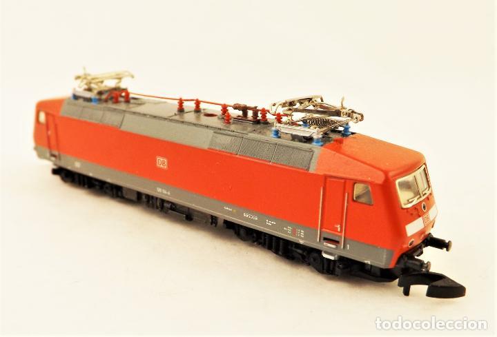 Trenes Escala: Marklin 88536 Z Mini Club Locomotora Eléctrica BR 120 - Foto 3 - 200275701