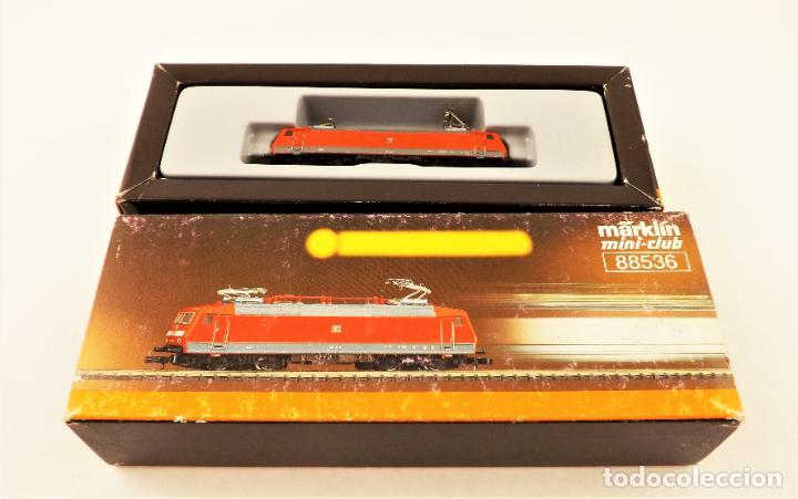 Trenes Escala: Marklin 88536 Z Mini Club Locomotora Eléctrica BR 120 - Foto 5 - 200275701