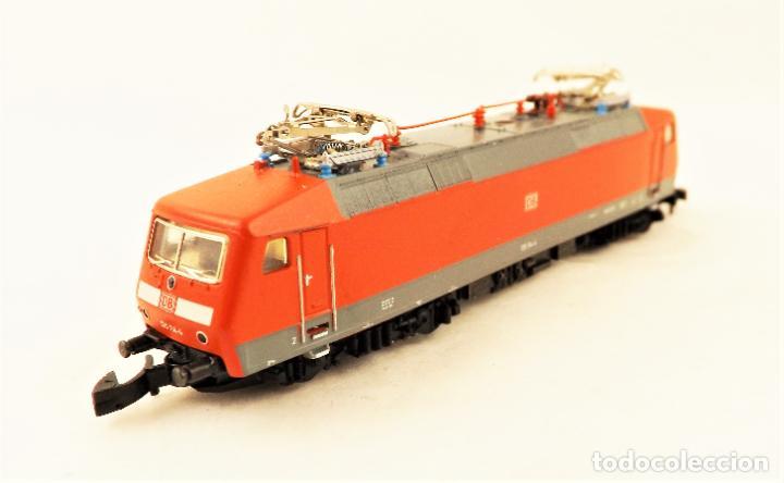 MARKLIN 88536 Z MINI CLUB LOCOMOTORA ELÉCTRICA BR 120 (Juguetes - Trenes a Escala Z)