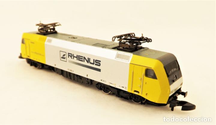 Trenes Escala: Marklin 88523 Z Mini Club Locomotora Eléctrica BR 152 Rhenus - Foto 3 - 200276026