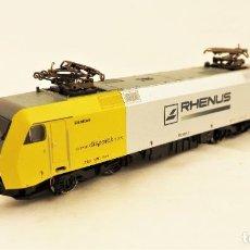 Trenes Escala: MARKLIN 88523 Z MINI CLUB LOCOMOTORA ELÉCTRICA BR 152 RHENUS. Lote 200276026