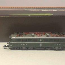 Trenes Escala: MARKLIN LOCOMOTORA ELÉCTRICA SBB 2'C'1 REFERENCIA 8850 ESCALA Z. Lote 201267901
