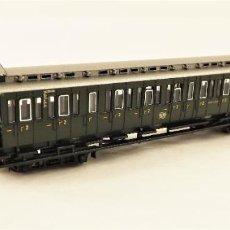Trenes Escala: MARKLIN Z 87562 COCHE PASAJEROS TIPO PRUSIANO EP. III DB. Lote 211388129