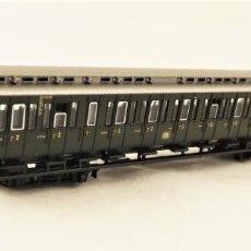 Trenes Escala: MARKLIN Z 87563 COCHE PASAJEROS TIPO PRUSIANO EP. III DB. Lote 211388217
