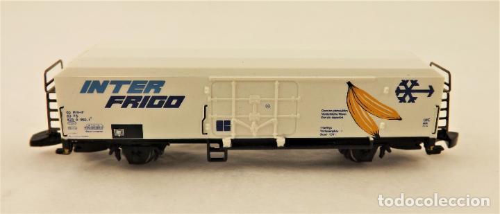 Trenes Escala: Marklin Z 82162 Vagon Inter Frigo - Foto 2 - 211393370