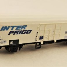 Trenes Escala: MARKLIN Z 82162 VAGON INTER FRIGO. Lote 211393370