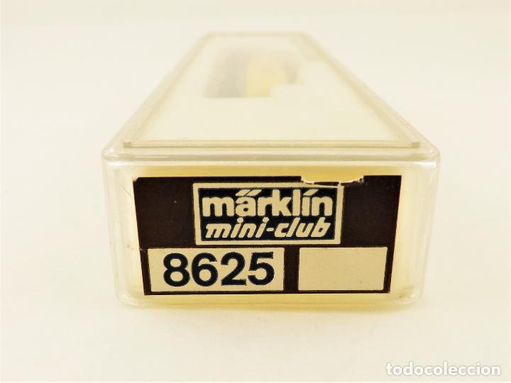 Trenes Escala: Marklin Z 8625 Vagón Cisterna Shell - Foto 6 - 234677835