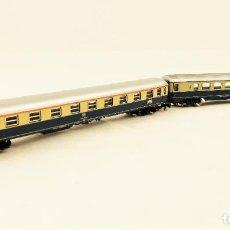 Trenes Escala: MARKLIN Z CONJUNTO DE 2 COCHES DE PASAJEROS DE LA DB DE 1ª Y 2ª. Lote 211395440