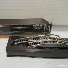 Trenes Escala: DESVIO DE ESCALA Z ELECTRICO. Lote 211627121