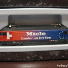 Trenes Escala: LOCOMOTORA MIELE ESC. Z Z. Lote 211627294