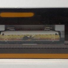 Trenes Escala: MARKLIN MINI CLUB LOCOMOTORA ELÉCTRICA 'E-LOK BR 120 CAMPO' 88532 ESCALA Z. NUEVO. Lote 211656760